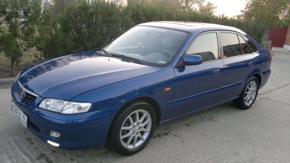 Mazda 626 2000 - отзыв владельца