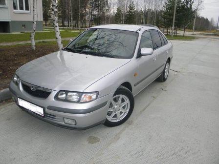 Mazda 626 1998 - отзыв владельца