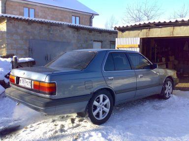 Mazda 929 1988 отзыв автора | Дата публикации 08.06.2012.