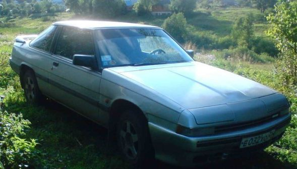 Mazda 929 1985 - отзыв владельца