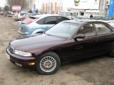 Mazda 929 1994 - отзыв владельца