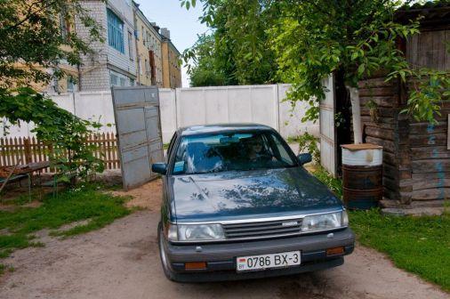 Mazda 929 1989 - отзыв владельца