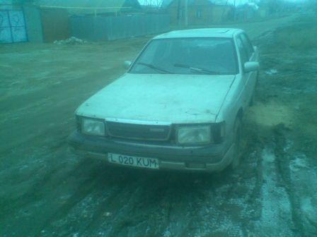 Mazda 929 1993 - отзыв владельца