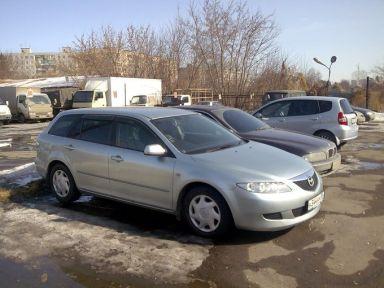 Mazda Atenza, 2003
