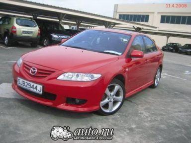 Mazda Atenza, 2004