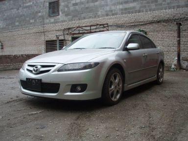 Mazda Atenza, 2005