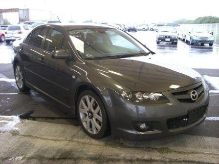 Mazda Atenza 2005 - отзыв владельца