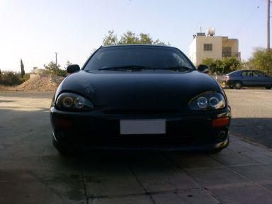 Mazda Autozam AZ-3, 1993