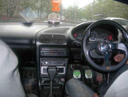 Mazda Autozam AZ-3 1995 - отзыв владельца
