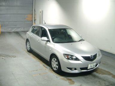 Mazda Axela, 2004