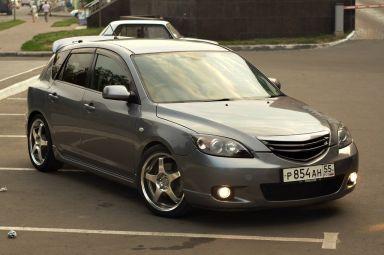 Mazda Axela, 2003
