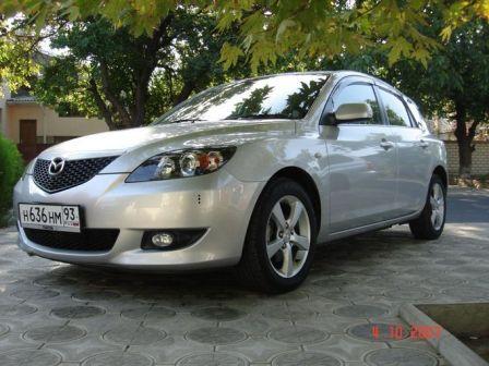 Mazda Axela 2004 - отзыв владельца