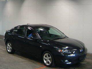 Mazda Axela 2005 - отзыв владельца