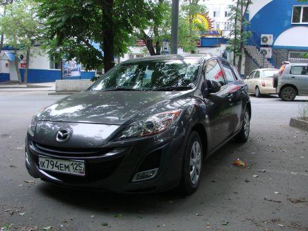 Mazda Axela 2009 - отзыв владельца