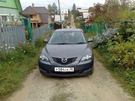 Mazda Axela 2007 - отзыв владельца