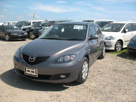 Mazda Axela 2006 - отзыв владельца