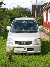 Mazda AZ-Wagon, 2001