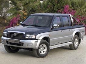 Mazda B-Series 2005 - отзыв владельца