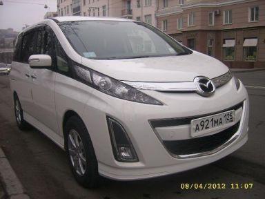 Mazda Biante 2008 отзыв автора | Дата публикации 16.04.2012.