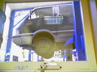 Mazda Bongo 1994 отзыв автора | Дата публикации 06.04.2007.