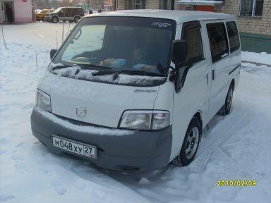 Mazda Bongo 2001 отзыв автора | Дата публикации 23.07.2011.
