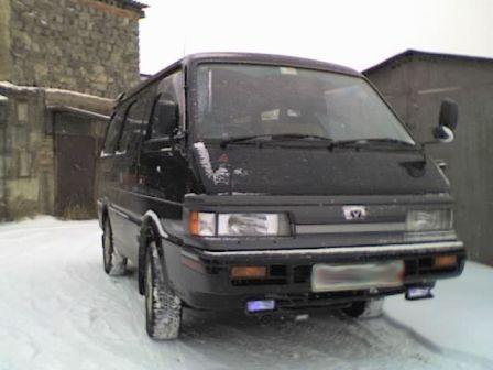 Mazda Bongo 1994 - отзыв владельца