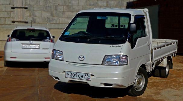 Mazda Bongo 2003 - отзыв владельца
