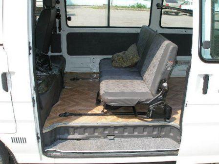 Mazda Bongo Brawny 2000 - отзыв владельца