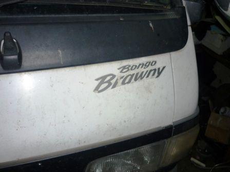 Mazda Bongo Brawny 2001 - отзыв владельца