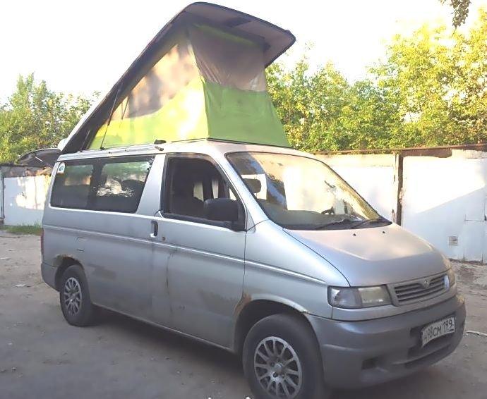 марка машины mazda bongo friendee. год выпуска 1996