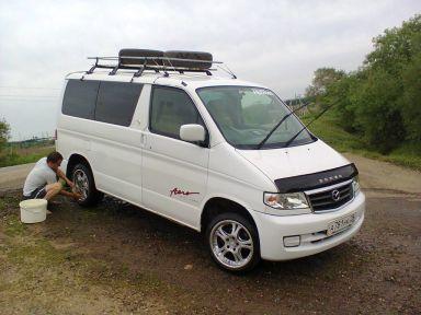 Mazda Bongo Friendee, 2001