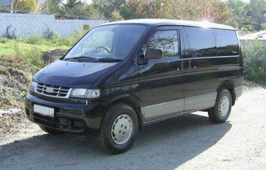 Mazda Bongo Friendee, 1996