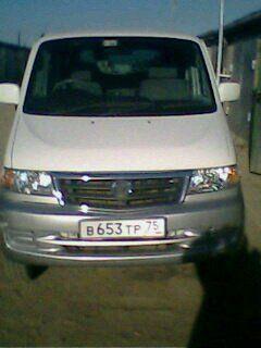 Mazda Bongo Friendee 2002 - отзыв владельца