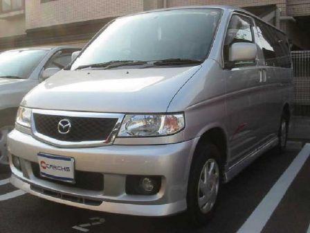 Mazda Bongo Friendee 2003 - отзыв владельца