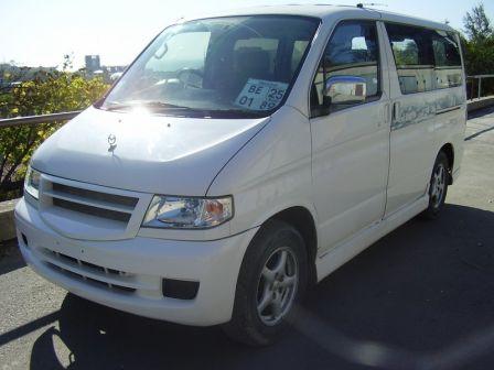 Mazda Bongo Friendee 1999 - отзыв владельца