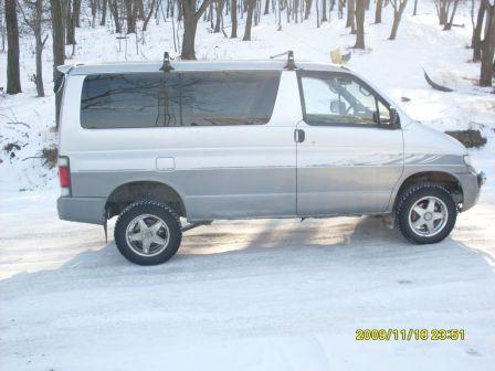 Mazda Bongo Friendee 1996 - отзыв владельца