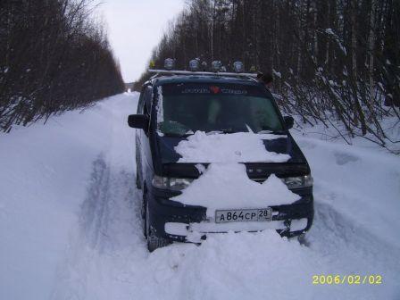Mazda Bongo Friendee 1997 - отзыв владельца