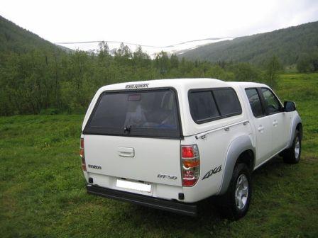Mazda BT-50 2008 - отзыв владельца