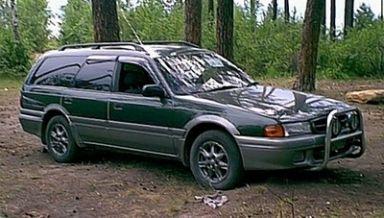 Mazda Capella, 1995