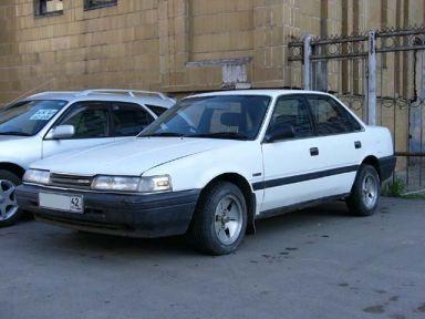 Mazda Capella, 1988