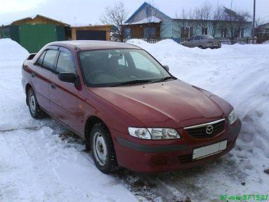 Mazda Capella 2000 отзыв автора | Дата публикации 14.01.2008.
