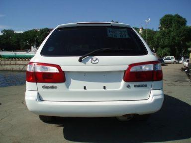 Mazda Capella 2001 отзыв автора | Дата публикации 14.02.2008.