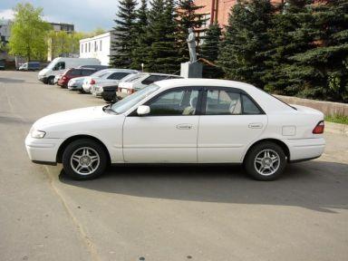 Mazda Capella 1999 отзыв автора | Дата публикации 07.03.2008.