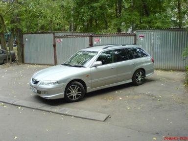 Mazda Capella 2000 отзыв автора | Дата публикации 29.04.2008.