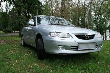 Mazda Capella 2001 отзыв автора | Дата публикации 18.09.2008.