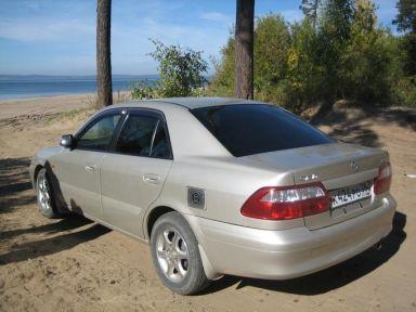 Mazda Capella 2000 отзыв автора | Дата публикации 15.10.2008.