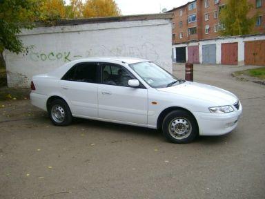 Mazda Capella 2000 отзыв автора | Дата публикации 12.03.2009.