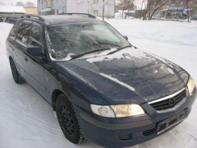 Mazda Capella 2000 отзыв автора | Дата публикации 30.01.2010.