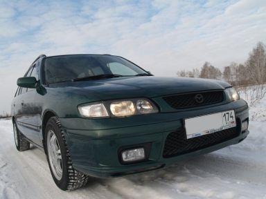 Mazda Capella, 1998