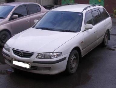 Mazda Capella 2000 отзыв автора | Дата публикации 25.10.2010.